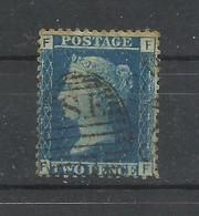 GRAN BRETAÑA  YVERT  15 - Used Stamps