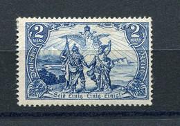Deutsches Reich Mi Nr. 79A* Mit Falzrest - Geprüft - Ongebruikt