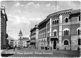 Benevento - Corso Garibaldi - Palazzo Economia. - Benevento