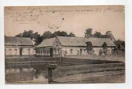 - CPA BAVINCOURT (62) - Place De La Mairie 1915 - Edition Baudier N° 41 - - Autres Communes