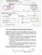 Courrier De Prisonniers Français En Allemagne Du Stalag  V C - Région De Stuttgart - Ungebraucht