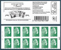 C - Marianne L'Engagée LV Collection De France Daté 060 (2021) Neuf** - Usados Corriente