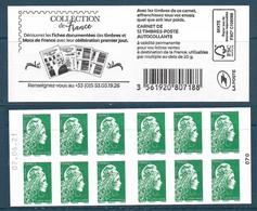 C - Marianne L'Engagée LV Collection De France Daté 070 (2021) Neuf** - Standaardgebruik