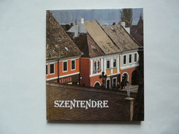 SZENTENDRE With 101 Colour Photographs By Gyula TAHIN - Cultural