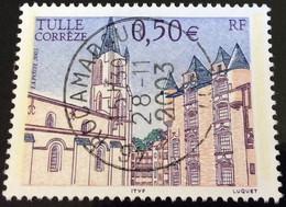 TIMBRES   DE    FRANCE   N° 3580       OBLITÉRÉS  ( LOT: 9491) - Oblitérés