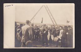 INTERNES BELGES En NL - Carte-Photo D'un Interné à MAASTRICHT 1917 Vers UTRECHT - CAMP Peu Fréquent - Otras Zonas