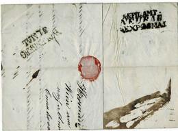 "1845, "" K.K.FIL.AMT - NEUBAU "" Klarer L3, A 5115 - ...-1850 Prephilately"