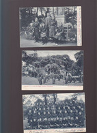 Enseignement / Lot De 7 CP / Birkenhead, Dont Hockey, Medalists Physical Drill, Chemical Laboratory... - Autres