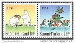 Finland 1994 Vriendschap Serie PF-MNH-NEUF - Unused Stamps