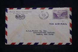 CANAL ZONE - Enveloppe Commerciale  De Ancon Pour Les USA En 1933 - L 101204 - Kanalzone