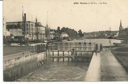 REDON. Le Port. Les écluses. Canal De Nantes à Brest. écluse. - Redon