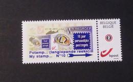 Mystamp Werkgroep MDG 10 Jaar Persoonlijke Postzegels Gegomd - Timbres Personnalisés