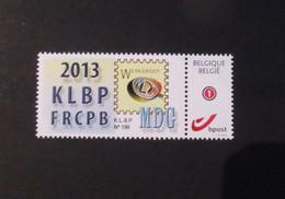 Mystamp Werkgroep MDG 2013 - Private Stamps