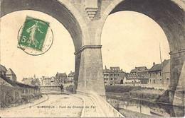 WIMEREUX - LG 3 -  Pont Du Chemin De Fer - Andere Gemeenten