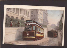London, Tramway Aldwych / Tuck 502 - Other
