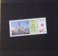 Mystamp Zele Oorlogsmonument - Private Stamps