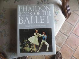Phaidon Book Of The Ballet Hardcover – January 1, 1981 By RICCARDO MEZZANOTTE (Editor), RUDOLF NUREYEV (Preface) - Cultural