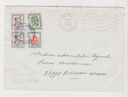 TARIF Du 02/08/76 P.N.U. / LSC De NOE De 1978 Taxée à Son Arrivée à  Bordeaux-Armées - Postage Due Covers