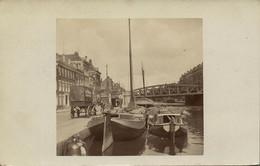 Nederland, ROTTERDAM, Schiekade (1910s) Fotokaart - Rotterdam