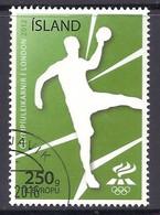 Iceland / Island / Islanda 2012 - Summer Olympic Games London, Handball, Sport Olimpiadi - Fine Used - Usados