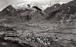 DPT 65 VALLEE D'AURE Les Piste De Skis De Saint-Lary Du Pla D'adet De Soum De Matte Et D'Espiaube Village De Bourisp - Non Classificati