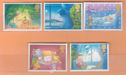 Y&T  1288/1292  MNH - Unused Stamps