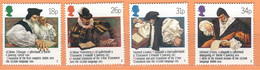 Y&T  1303/1306  MNH - Unused Stamps