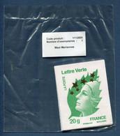 ⭐ France - Yt N° 4662 A à 4662 Q ** - Neuf Sans Charnière - 2012 ⭐ - Nuovi