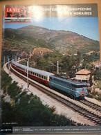 Vie Du Rail 1370 1972 Mine De Bure Fontaine Simon Colmar Genève Eaux Vives Bligny Sur Ouche Morop - Trains