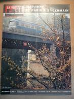 Vie Du Rail 1365 1972 Chauffailles Lamure Sur Azergues Digoin Paris Saint Germain Tueil Vesinet Pecq  Francois Longchamp - Trains