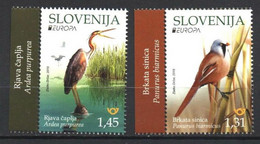 Slovenia  2019. Europa - CEPT. Fauna. Birds MNH - Slowenien