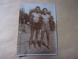 1928 NUDE Men Gay Hommes Muscles Swimwear Big Bulge Man Maillot De Bain Plage Nus Snapshot - Sin Clasificación