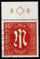 Bund 2020,Michel# 3564 O  Tag Der Briefmarke: 75 Jahre AM-Post - Oblitérés