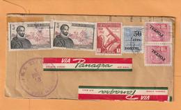 Ecuador Old Cover Mailed - Ecuador