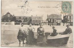 LE CROTOY LE CAFE DES CHALETS LA PLAGE - Le Crotoy