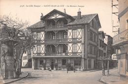 64-SAINT JEAN DE LUZ-N°4050-G/0163 - Saint Jean De Luz