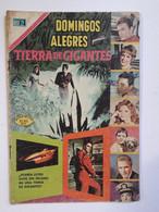 EDITORIAL NOVARO ORIGINAL - RARO EJEMPLAR - TIERRA DE GIGANTES! - DOMINGOS ALEGRES N° 845 - Fumetti Antichi