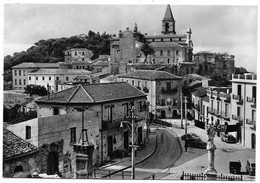 Ficarra (Messina). Piazza Umberto I. - Messina