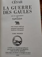 La Guerre Des Gaules CESAR Jean De Bonnot 1970 - History