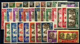 Nueva Caledonia Nº 139/61. Año 1928/38 - Unused Stamps