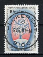 BELGIE: COB 1999  Mooi Gestempeld. - Usati