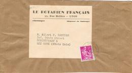 41090. Faja Publicacion LYON (France) 1968. Periodique LE ROTARIEN FRANÇAIS - Briefe U. Dokumente