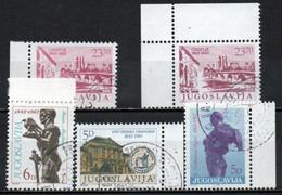 YOUGOSLAVIE 1983 O - Gebruikt