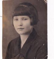 RUSSIA. #5867 Girl Piercing Look. Tobolsk. 1930 - Altri