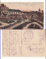 Romania,Rumanien,Roumanie         - Buzau,Buzeu-Strada Mare-military WWI, WK1 - Romania