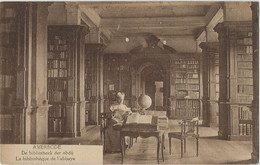 AVERBODE -  La Bibliothèque De L'Abbaye - Scherpenheuvel-Zichem