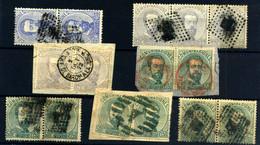 España Nº 121/22, 126. Año 1872 - Usados