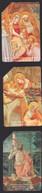 Italia Sip 30.06.1993 Affresco Fresco Fresque Giotto Padova Piero Della Francesca San Sepolcro Jesus Nativity SCD00112 - Public Special Or Commemorative