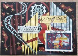 CM 1980 - YT N°2107 - JEAN PICART LE DOUX / HOMMAGE A J.S. BACH - PARIS - 1980-89