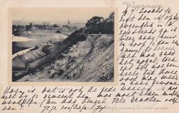 4842103Wageningen, Bergrand. (poststempel 1902)(kleine Vouwen In De Hoeken) - Wageningen